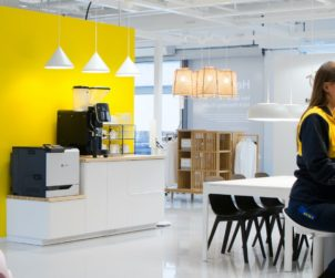 Moscow Welcomes World's Largest City-Format Ikea