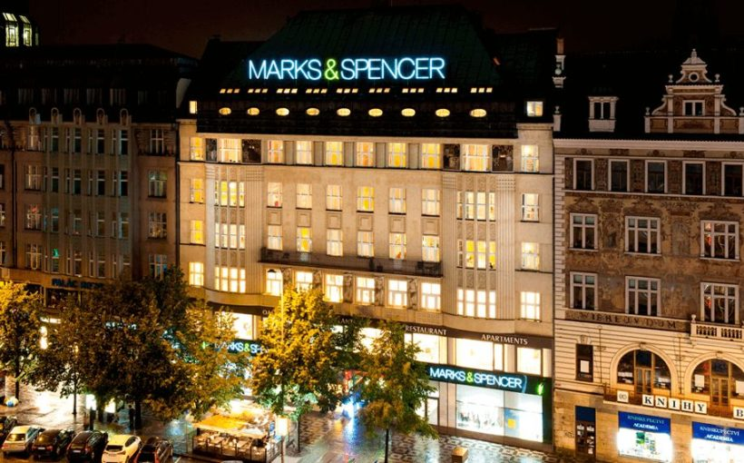 "CZECH REPUBLIC M&S ""temporarily"" closes Czech stores"