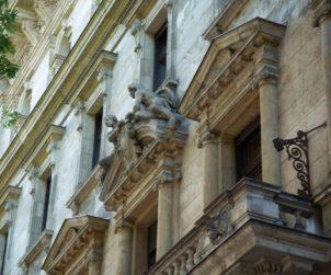 HUNGARY Palais Krauz to be brought into the 21st century