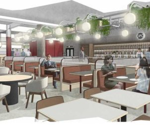 Queensberry's landmark foodhall letting – Metquarter, Liverpool