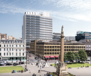 Osborne & Co to Transform Met Tower