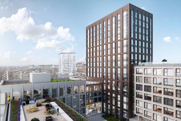 Apache Capital and Harrison Street to fund Glasgow BtR scheme (GB)