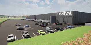 Logistics Company Transval to Get a EUR 37 Million Warehouse