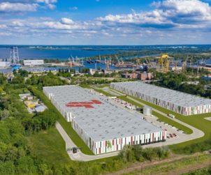 POLAND 7R gets started on new Szczecin park