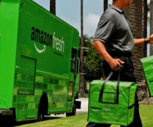 Amazon Fresh Expands in Europe