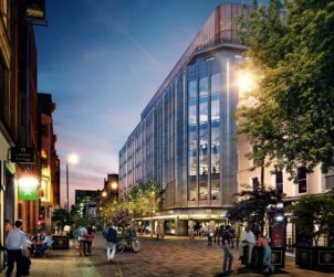 Plans Submitted for Manchester's Iconic Kendals Building