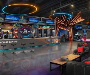 HOLOGATE Reveals State of the Art Venue Plans