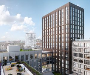 Apache Capital and Harrison Street secure €91.5m for Glasgow BTR (GB)