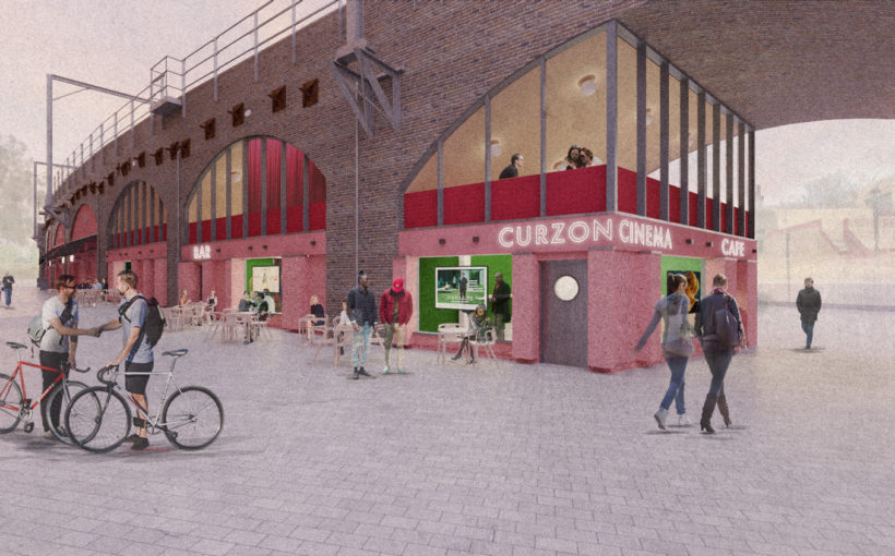 Curzon to Headline Entertainment Offering at Hawley Wharf