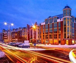 POLAND Belgians buy Waterside in Gdańsk