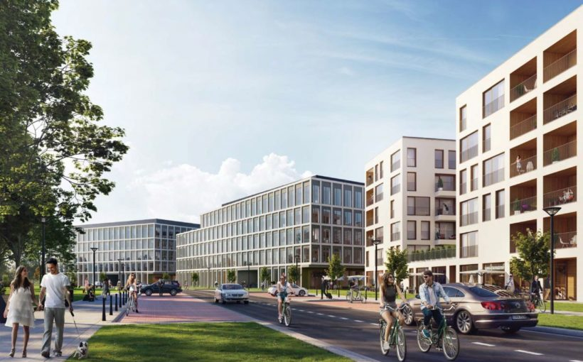 POLAND Colliers to manage second Moje Miejsce office building
