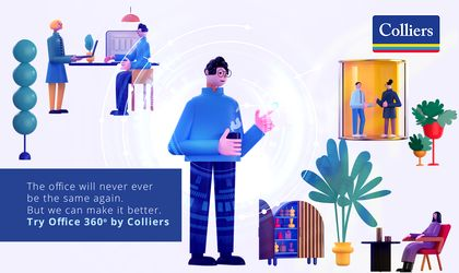 Colliers launches Office 360°, a unique full-service solution to create the offices of tomorrow
