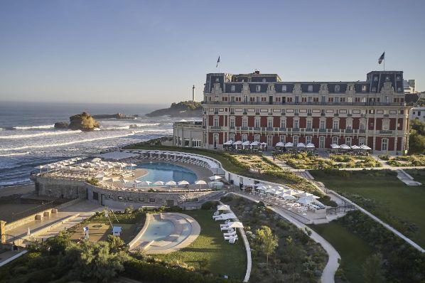 Hyatt reopens Hotel Du Palais in Biarritz (FR)