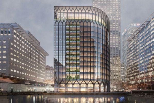 Skanska to deliver new London office scheme for €159m (GB)
