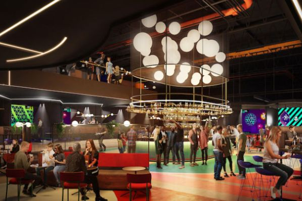 TOCA Social to open football-based entertainment experience at The O2 (GB)