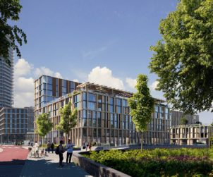 Union Investment Acquires Project in Amsterdam