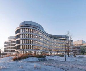 CZECH REPUBLIC First office building for Contera in Ostrava