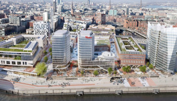 Unibail-Rodamco-Westfield announces first groundbreaking partnerships in entertainment and convenience retail for Westfield Hamburg-Überseequartier
