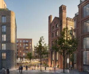 First Base secures planning for €201m Soapworks scheme (GB)