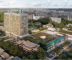 Kintyre secures planning for €300m Markisches Quartier scheme (DE)