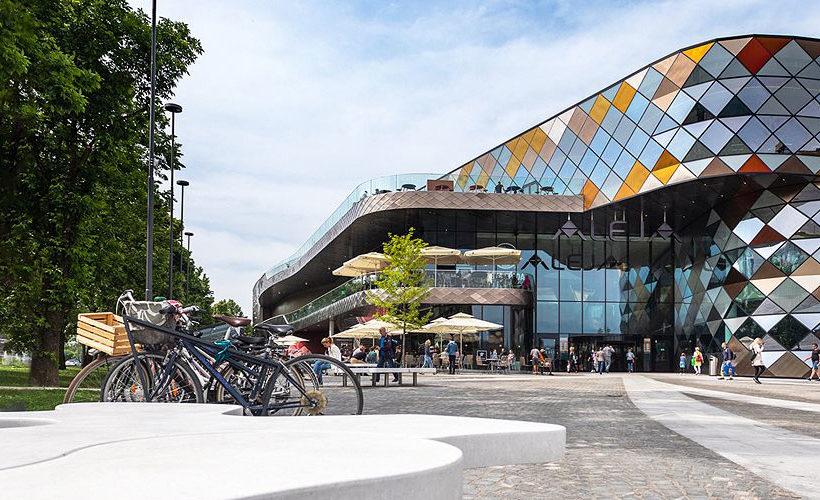 New SES Shopping Center Nominated for the 2021 Global RLI Award