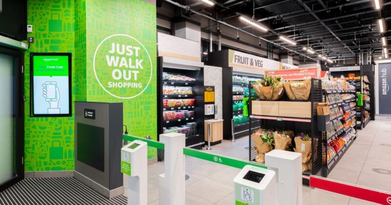 Check Out Free Stores are Becoming a Major Trend