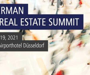 13th German Retail Real Estate Summit /// October 18 – 19, 2021 /// Van der Valk Airporthotel Düsseldorf, Germany