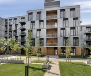Catella Wohnen Europa Fund Buys 234-unit Residential Complex in Aarhus