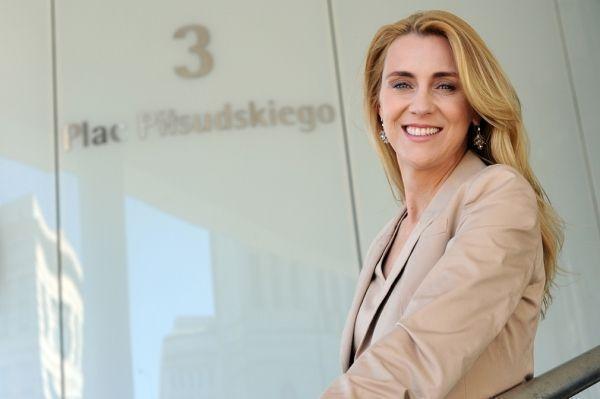 CEE REGION Monika Rajska-Wolińska promoted to Colliers' CEE head
