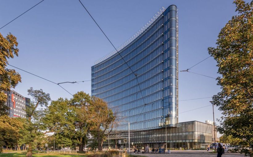 POLAND Carbon Tower now almost full