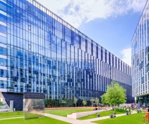 ROMANIA Austrian office investors pump up the volume