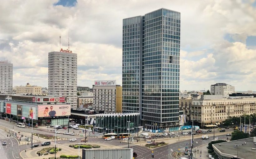POLAND City takes up 12,000 sqm in Widok Towers