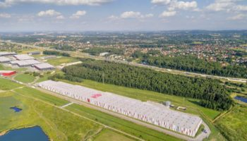 POLAND Tenth building with new tenants for 7R Park Kraków