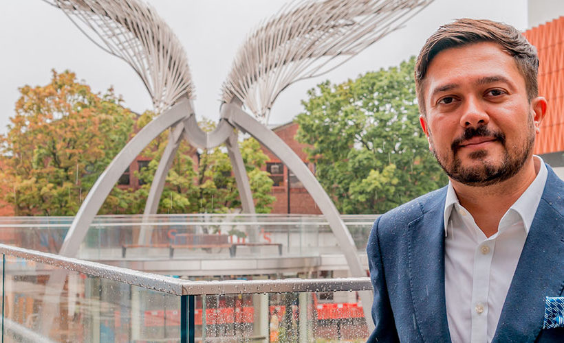New Centre Manager Appointment at CBRE Global Investors' Angel Central