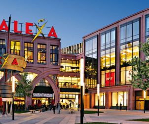 Union Investment and Edeka extend lease ahead of expiry in Berlin's ALEXA shopping centre