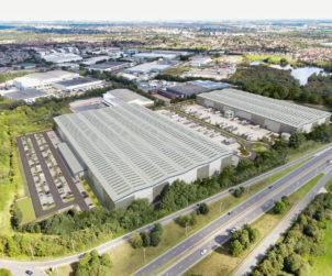 Trebor & Hillwood Obtain Planning Consent at Peterborough site
