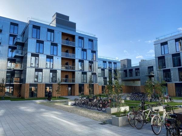 Europa Capital sells residential scheme in Aarhus, Denmark for €85m