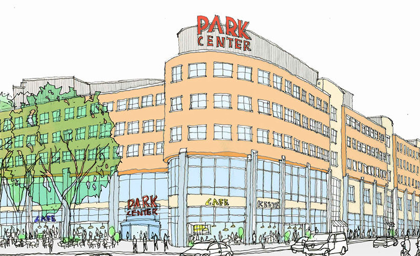 Angelo Gordon and Kintyre acquire Park Center Treptow in Berlin