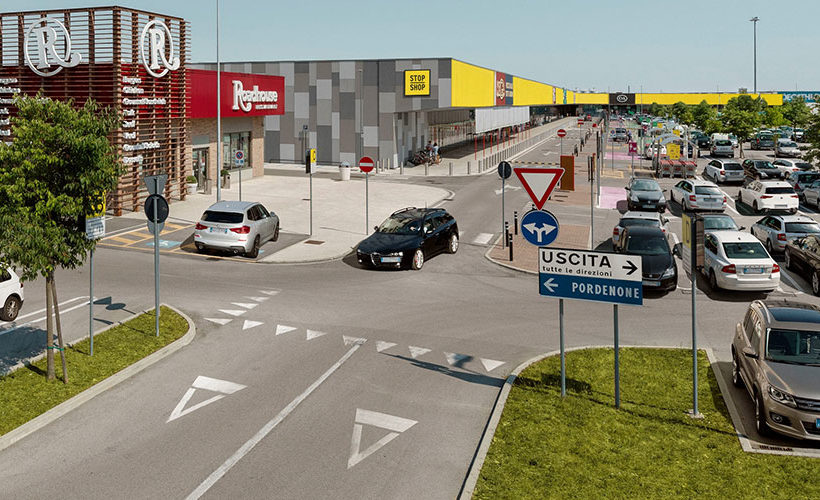 Immofinanz adds Italy as a new market to its European STOP SHOP retail park portfolio