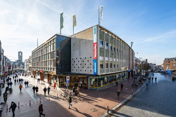 MWPO acquires Dutch retail property