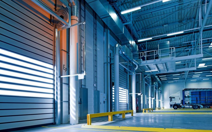 UK Logistics Sector Continues to Reach New Heights