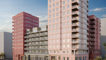 Twelve Storey Residential Building to Be Finished in 2023