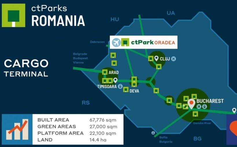 ROMANIA CTP to build Oradea airport terminal