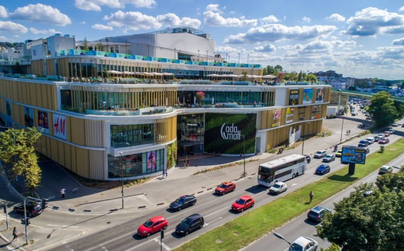 SERBIA Gold for Ada Mall