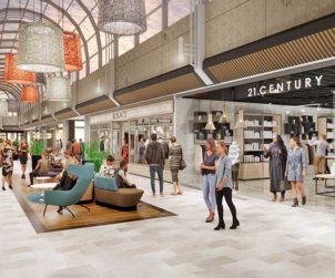 Allee-Center Remscheid to be modernised and upgraded for more than 25 million euros – EDEKA and ALDI Nord new future tenants