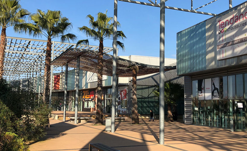 FREY expands its footprint in South-eastern France with the acquisition of the Carré Sud open-air shopping centre in Nîmes