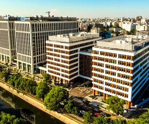 Vastint Romania Providing Top Office Spaces in Bucharest