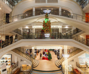 Galeries Lafayette Opts for Franchising