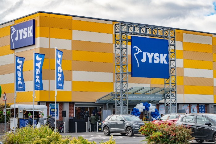 UK Expansion to Continue for JYSK