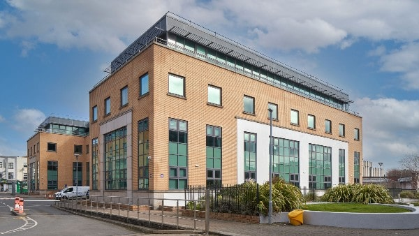 Union Investment buys office complex in Dublin from Blackstone